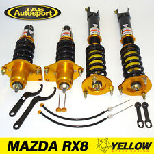YELLOW-SPEED COILOVERS SUSPENSION MAZDA RX-8 RX8 SE3P 2003-2008 yellowspeed