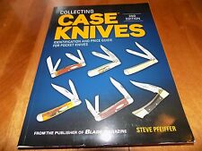 COLLECTING CASE KNIVES Collector Knife Antiques Pocket Pocketknives 2nd Ed. Book