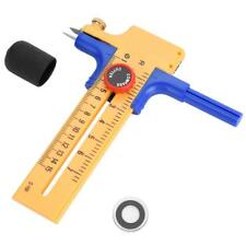 Adjustable Compass Circle Cutter Round Draw Picture Cutting Knife Tool