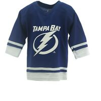 Tampa Bay Lightning NHL Infant Toddler Hockey Jersey New With Tags