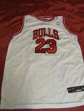 Micheal Jordan #23 White Nike NBA Mens XXXL sz 56 Chicago Bulls Jersey
