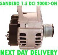 DACIA SANDERO 1.5 DCI HATCHBACK 2008 2009 2010 2011 2012 > on RMFD ALTERNATOR