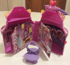 Mon petit poney Castle Playset/Carrying Case House & 1 accessoire, Hasbro 2014