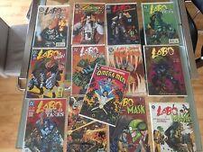 Lobo Us Comics Dc Comics