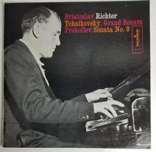 Sviatoslav Richter Tchaikovsky Grand Sonata Prokofiev Sonata No 9 LP MC 2034