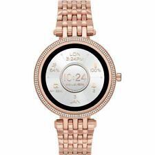 Smart Watches One size Rose Gold Stainless steel Case