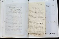 Travel Diary-edward Sharpless-pennsylvania Quaker-friends-england-ireland-1879 Books Manuscripts