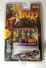 JOHNNY LIGHTNING ACE FREHLEY KISS CAR ~ BRAND NEW in PACKAGE!  w/ TRADING CARD