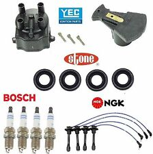 Tune Up Kit Cap Rotor Plugs Wire for Toyota Corolla 1.8L 1993-1995 1997