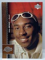 1996 KOBE BRYANT UPPER DECK #58 ROOKIE CARD RC, NBA LOS ANGELES LAKERS