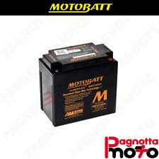 BATTERIE MOTOBATT MBYZ16HD SUZUKI QUAD LT-V F TWIN PEAKS 4X4 700 2002>2005
