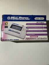 Bell Phones Caller Id, 85 Name & Numbers, 4 Line Display - #77150-2