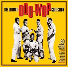 ULTIMATE DOO-WOP COLLECTION - DION, THE VELVETS, THE CELFTONES -  3 CD NEUF