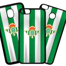 Funda De Movil Carcasa Moviles Modelo Fútbol Deporte Betis Escudo Sentimiento