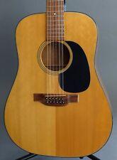 martin 12 string acoustic guitars for sale ebay. Black Bedroom Furniture Sets. Home Design Ideas