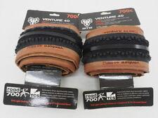 New! Wtb Venture Tcs 40 Gravel Bicycle Tire Pair Tanwall 700 x 40