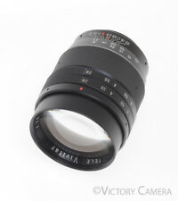 Vivitar 135mm f2.8 Preset M42 Screw Mount Lens -Clean-