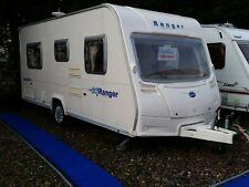 SUPERB 2007 Bailey Ranger 460 4 Berth Fixed Bed Lightweight Caravan