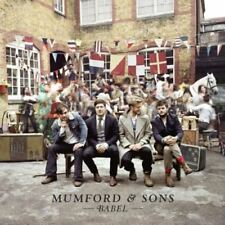 Mumford & Sons - Babel [New & Sealed] Jewel Case CD