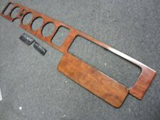 1982 1983 1984 Firebird Trans Am Instrument Gauge Cluster Bezel Panel Wood Trim