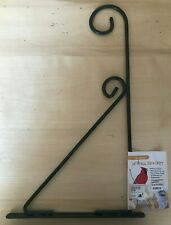 """Woodlink Green 14"""" Wall Bracket (Holds Bird Feeders up to 20 lbs) (Brand New)"""
