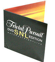 Trivial pursuit SNL edition DVD ONLY For Family Fun Saturday Night Live game