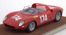 Tecnomodel Ferrari 250P Targa Florio 1963 Surtees/Parkes #174 LE of 70 1/18 New
