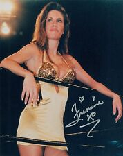 FRANCINE ECW EXTREME SIGNED AUTOGRAPH 8X10 PHOTO #2 W/ PROOF