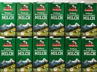 Berchtesgadener Land Milch haltbar 3,5% Fett 12 x 1 Liter