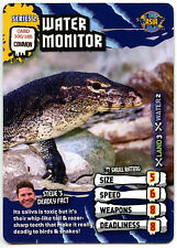Water Monitor #100 Deadly 60 TCG Trade Card (C377)