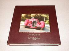 IMMORTAL 2.9 ALFA ROMEO 8C2900 SIMON MOORE BOOK