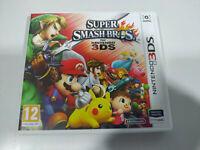 Super Smash Bros - Set Nintendo 3DS Ausgabe Spanien