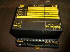 DEIF TMF-210DG/2 TRANSDUCER 45-50-55HZ 100V INPUT (WL127)