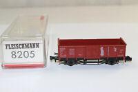 n3099, Fleischmann 8205 Offener Güterwagen der DB BOX Spur N TOP