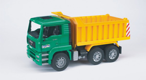 MAN DUMP TRUCK Bruder Toy Car Collection Model 1/16 1:16