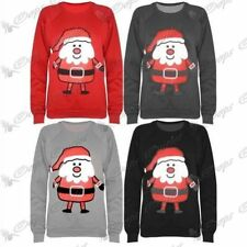Polyester Christmas Jumpers & Cardigans for Women