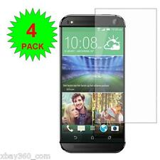 4X Anti glare Matte Screen Protector Guard Cover Film For HTC ONE M9 Hima +PAK