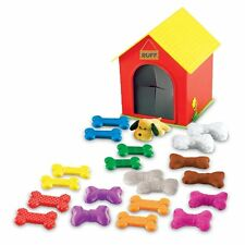 Learning Resources Ruff`s House Teaching Tactile Set , New, Free Shipping