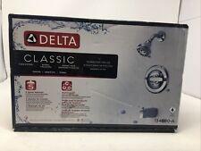 Delta Classic Monitor Single Handle Tub & Shower Faucet Plus Showerhead, Chrome