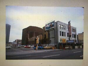 Original 35mm Slide Follies Theatre Demolition Main St Los Angeles 1974