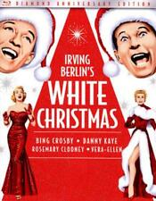 BING CROSBY - WHITE CHRISTMAS NEW BLU-RAY/DVD