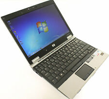 Cheap Laptop Windows 7 HP 2530p Core 2 Duo 1.8Ghz 2GB WIFI DVD drive Pro 64Bit