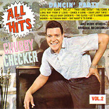 CHUBBY CHECKER - All the Hits Vol. 2 - Pop CD