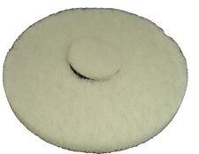 Oreck Orbital Scrubber White Polishing Pad O-437-051