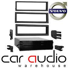 Autoleads FP-006 Volvo S40 2000-2004 Din E Pocket Car Stereo Facia Fascia Panel