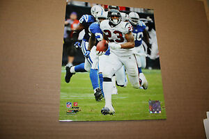 HOUSTON TEXANS ARIAN FOSTER UNSIGNED 8X10 PHOTO POSE 2