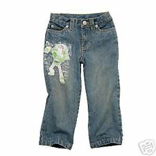 DISNEY  *Buzz Lightyear* Boys Studio Art Jeans  Size 4T