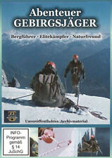 Abenteuer Gebirgsjäger (DVD) Bergführer Elitekämpfer Natur