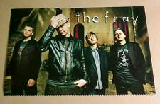THE FRAY HOW TO SAVE A LIFE HAT PHOTO RARE PROMO STICKER