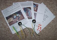 ACOUSTIC RESEARCH AR-3a CONTROLS INSTALLATION KIT - LIFETIME GUARANTEE